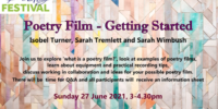 WIRRAL POETRY FESTIVAL: Poetry Film – Getting Started