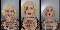 Selfie with Marilyn WINS FIRST PRIZE at Maldito Video Poetry Festival, Albacete, Spain